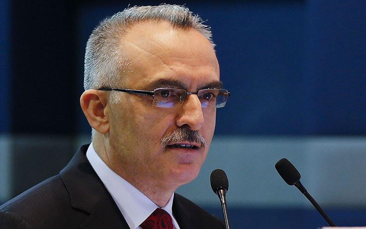 Merkez Bankası Başkanı Naci Ağbal'dan önemli açıklamalar