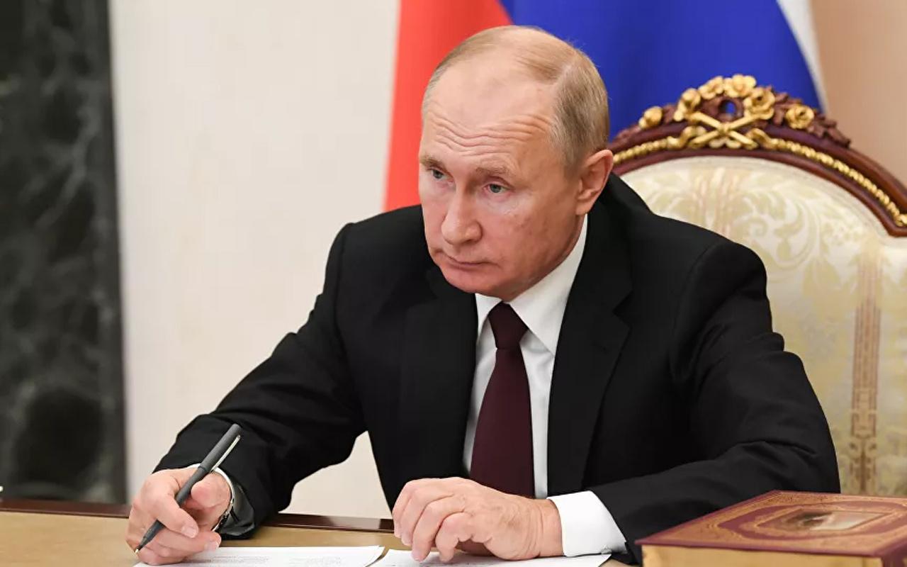 Putin: Türkiye Azerbaycan'ı açıkça desteklemekten hiç çekinmedi