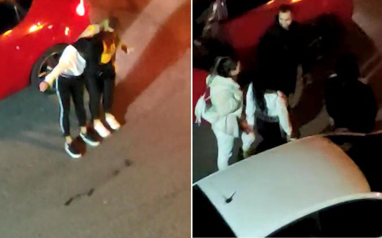 Zeytinburnu'nda şok görüntüler dans halay fuhuş... sokaklar prezervatiflerle dolu