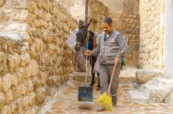 Mardin'in bütün çöpü onların sırtında! 7 yılda emekli oluyorlar