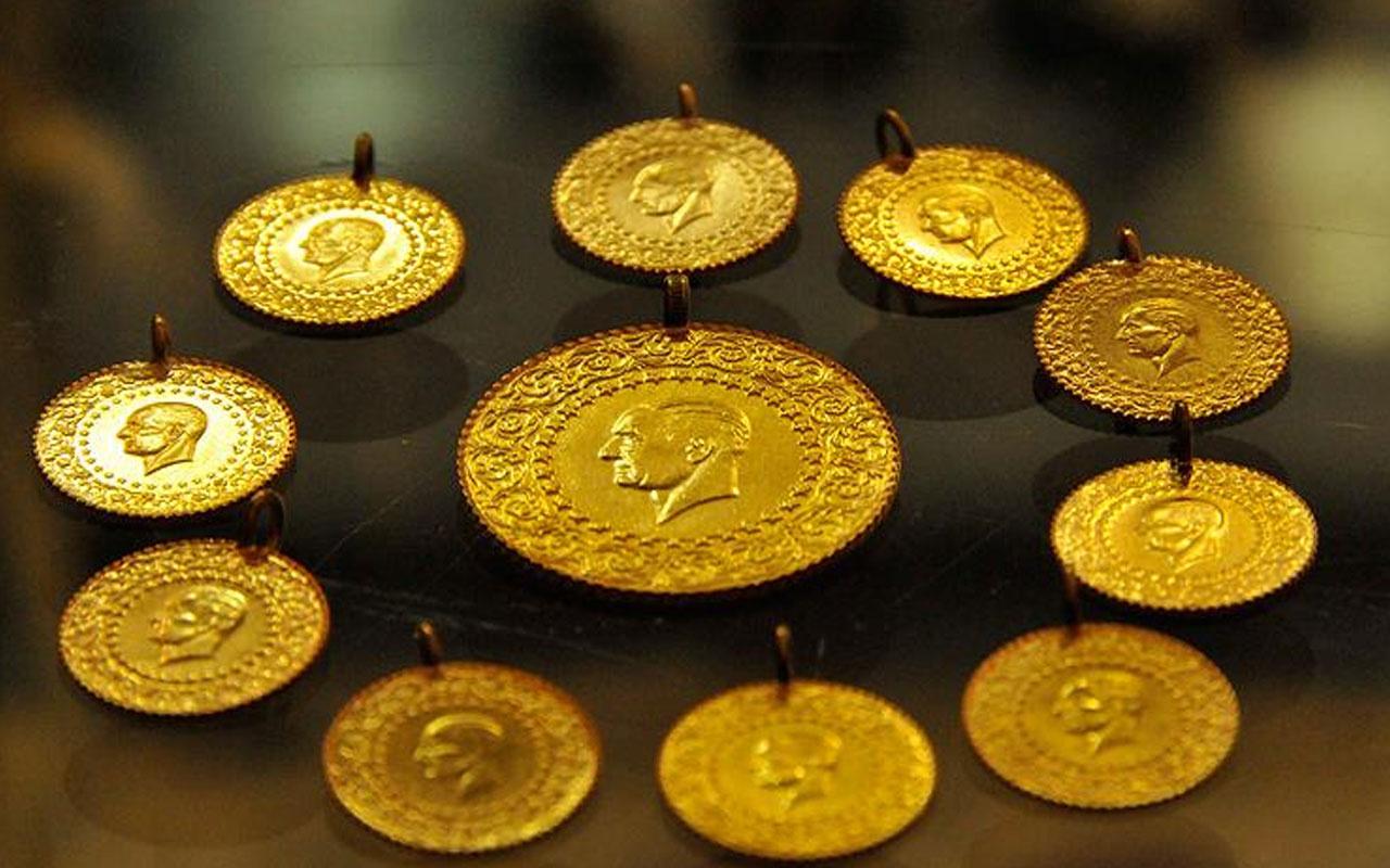 Altın yeniden çakıldı! Gram altın 496 lira oldu