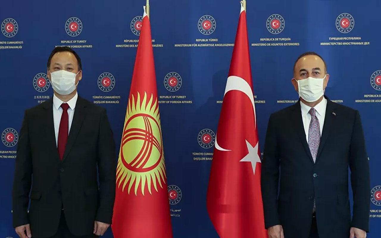 Dışişleri Bakanı Mevlüt Çavuşoğlu:30 yıldır işgal edilen topraklar geri alınıyor