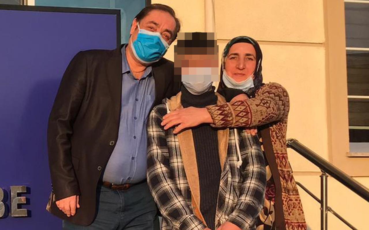 Van'da 2 haftadır sokak sokak oğlunu aradı! Bakın nerede bulundu