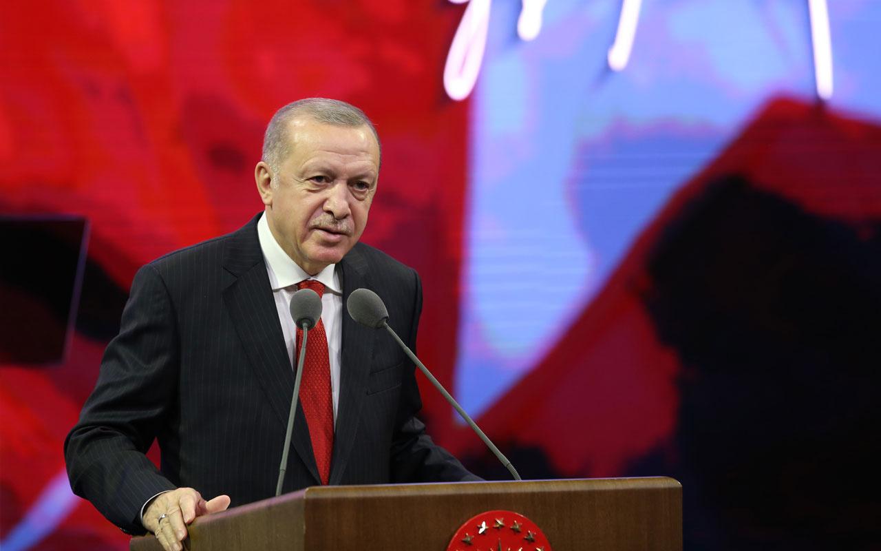 Cumhurbaşkanı Erdoğan'dan ekonomi ve Atatürk açıklaması