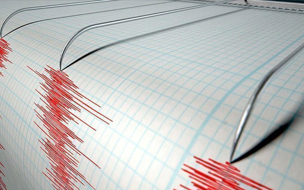 Malatya'nın Kale ilçesinde deprem