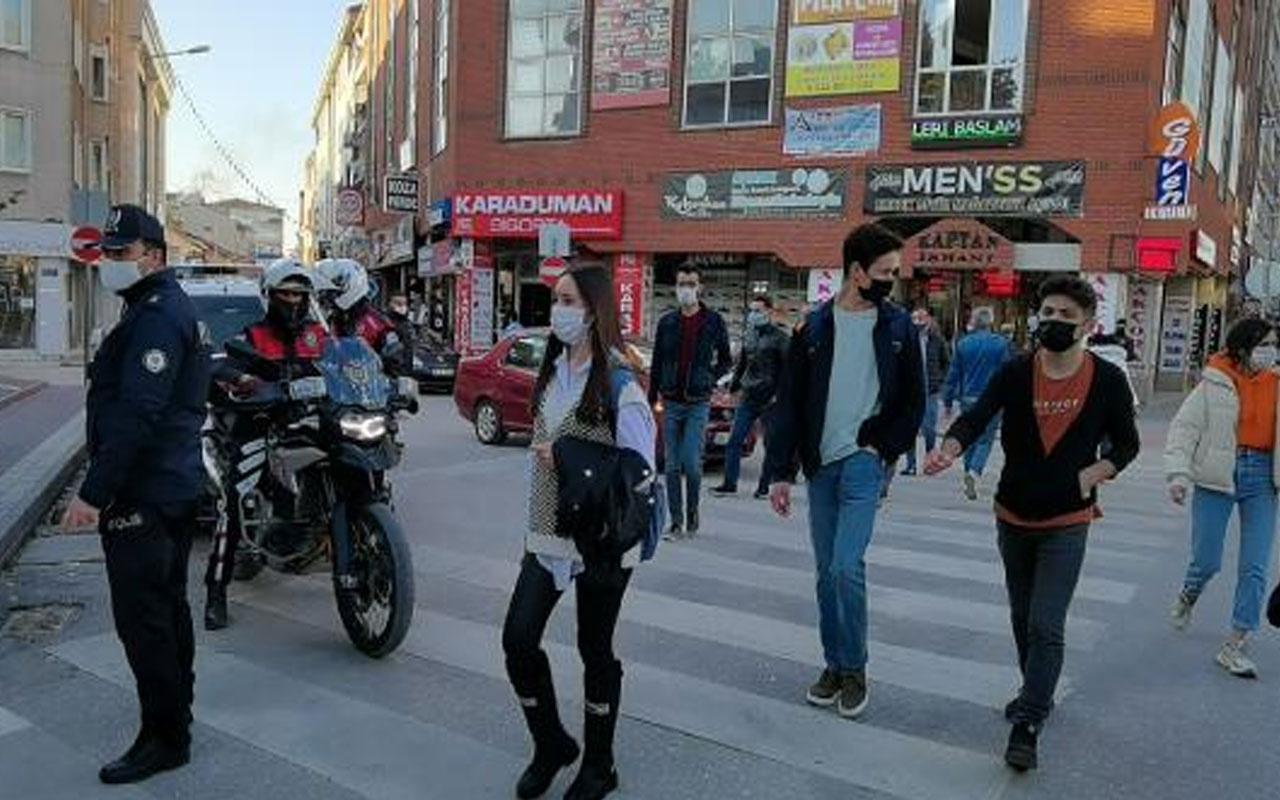 Kaymakam uyardı! Bursa'da vaka artışının nedeni kadınların ev gezmeleri
