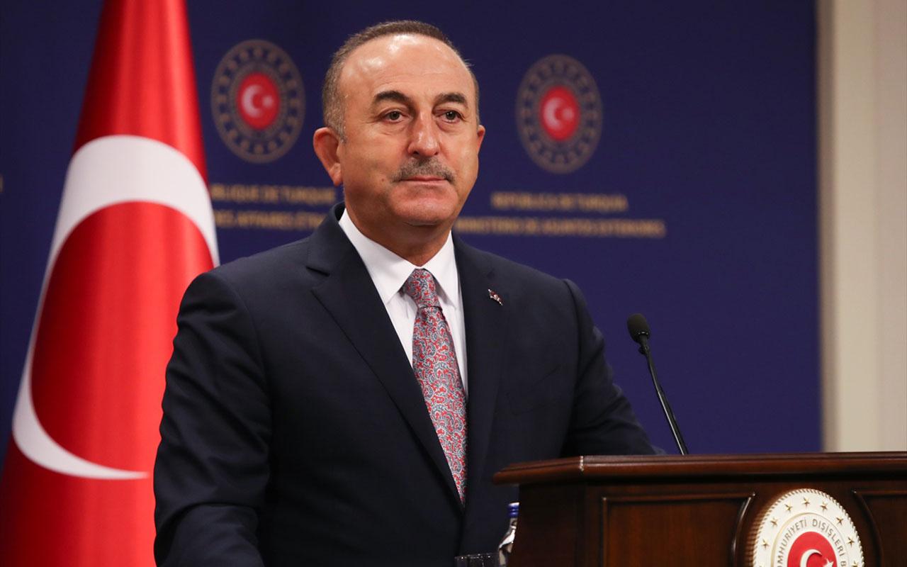 Mevlüt Çavuşoğlu'ndan AB liderleri açıklaması: Uluslararası protokol kuralları uygulandı