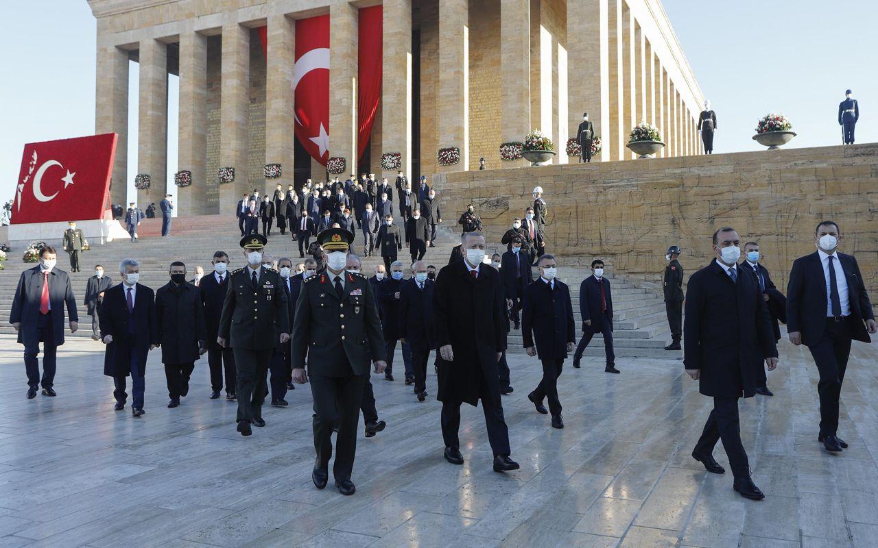 Türkiye'de Atatürk'e özlem 82'nci yılında: 10 Kasım Anma Günü saat 09.05'te hayat durdu
