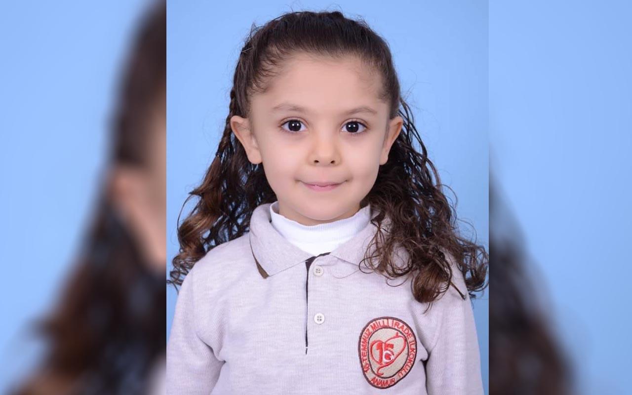 Mersin'de 6 yaşındaki Efsun gardırobun altında kalarak öldü