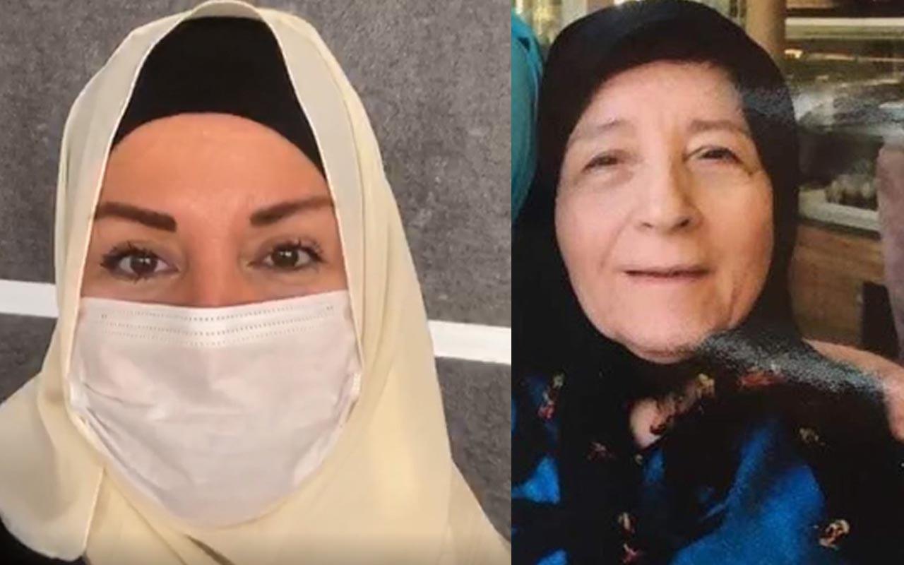 Koronavirüste yaşadıklarını anlatan İkbal Gürpınar: Annemin cenazesine bile gidemedim