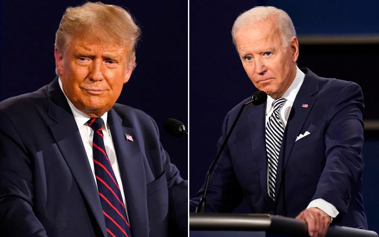 Donald Trump, seçimi kazanan Joe Biden'a devir teslim sürecini başlatmadı