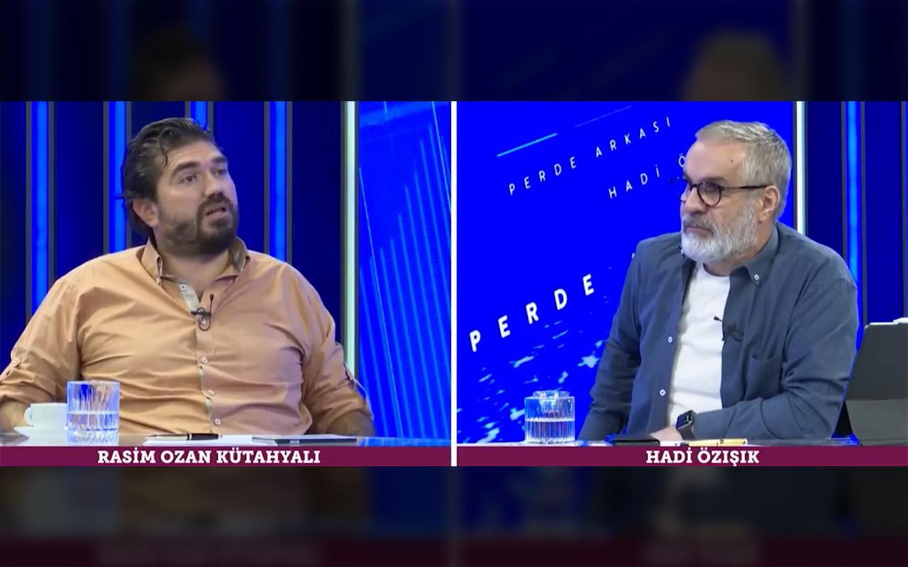 Rasim Ozan Kütahyalı'dan Ertuğrul Özkök itirafı