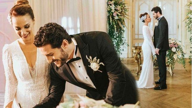 Erkenci Kuş'un yıldızıydı Ali Yağcı Başak Özen'le sessiz sedasız evlendi