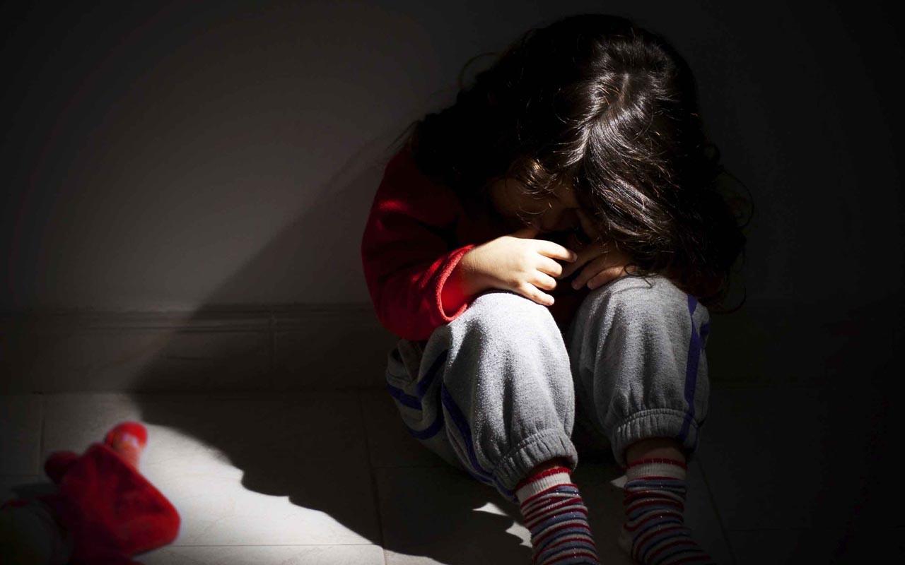 Kayseri'de 7 yaşındaki kız çocuğunu dudağından öpen sapığa hapis