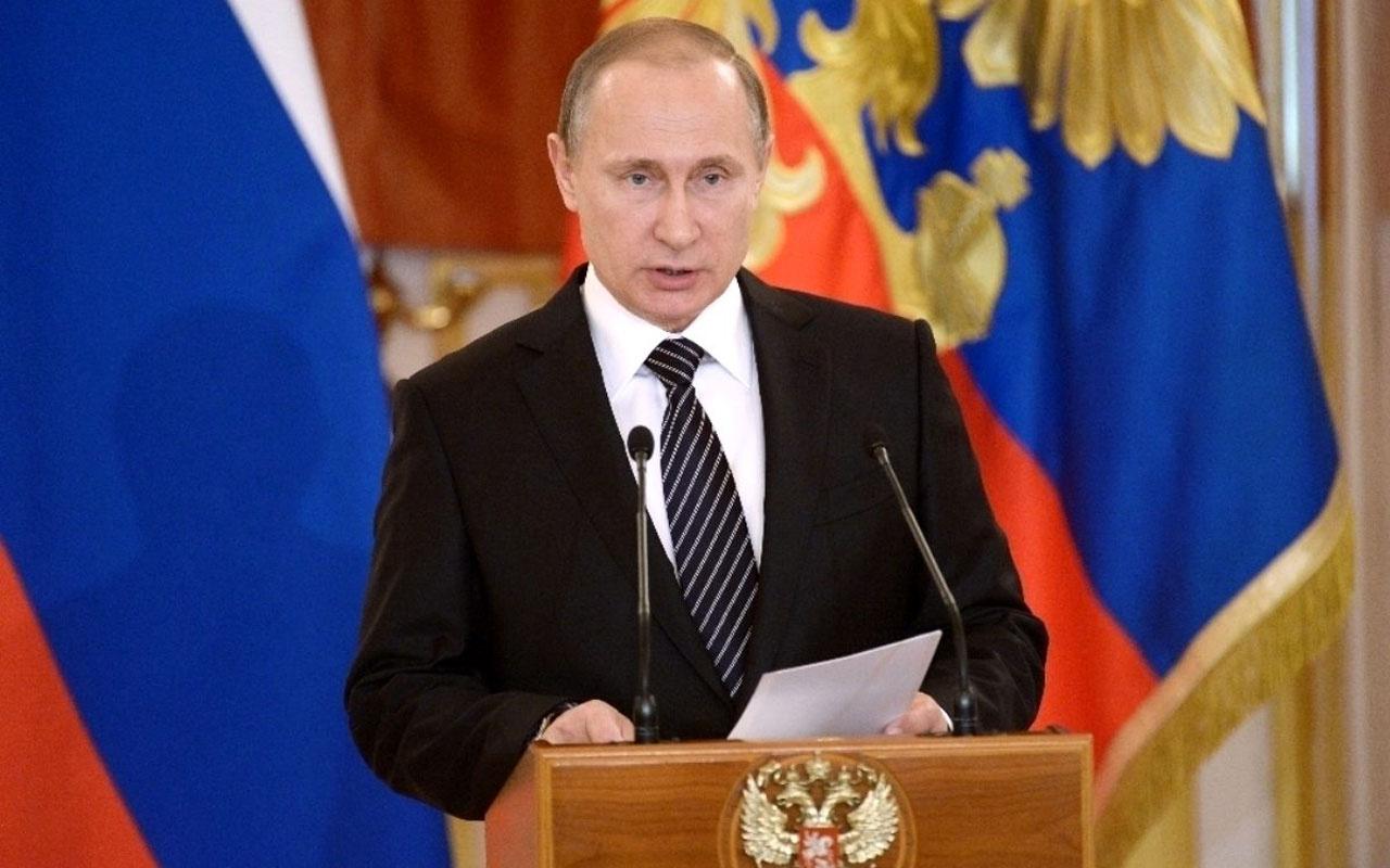 Vladimir Putin sığınakta mı yaşıyor?