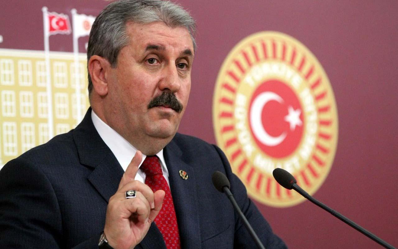 BBP Başkanı Mustafa Destici üç konuya dair konuştu: Büyük bir başarı ve zaferdir
