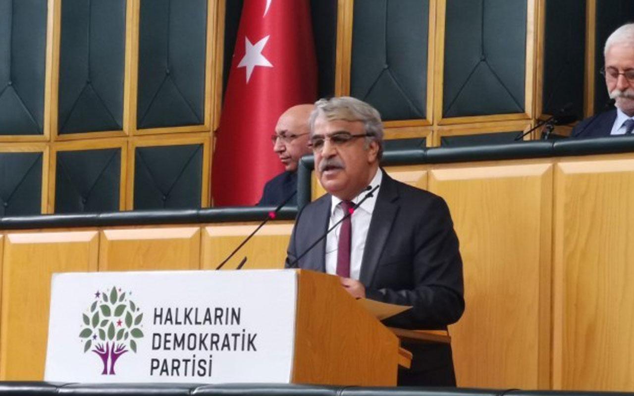 HDP Eş Genel Başkanı Mithat Sancar:Berat Albayrak'ın istifası yetmez