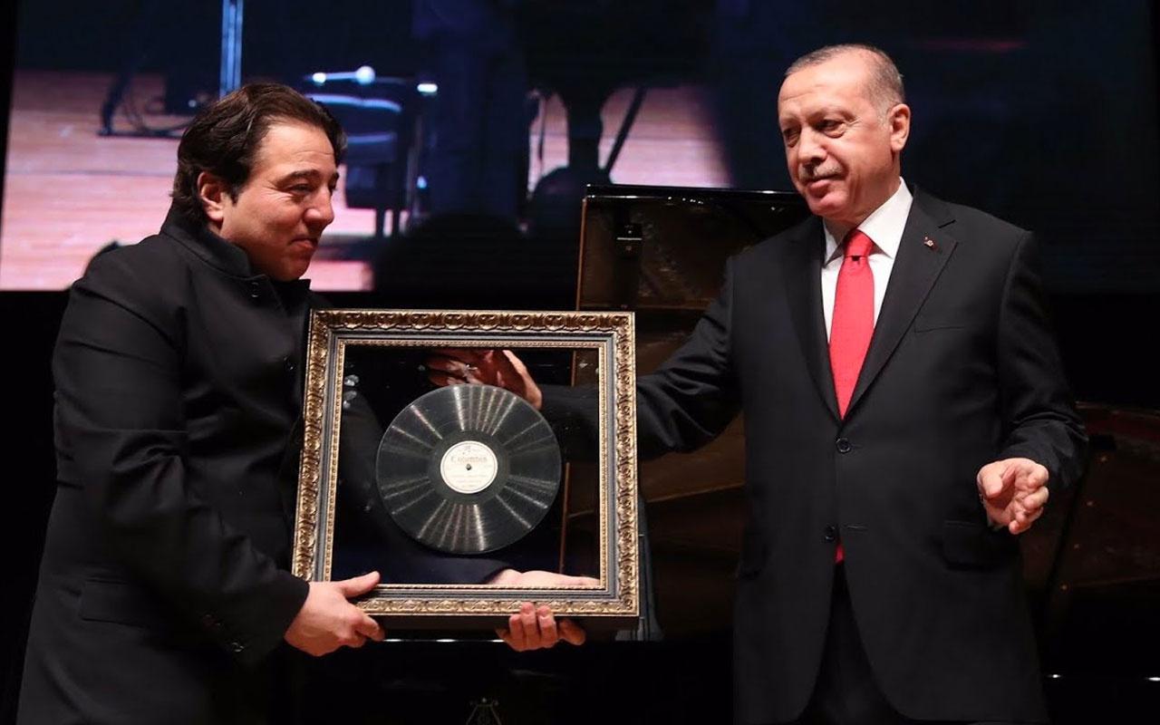 Fazıl Say: Erdoğan o parçaları bile ayakta alkışladı