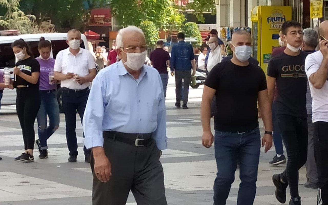 Samsun'da 65 yaş ve üzerindekilere sokağa çıkma kısıtlaması getirildi