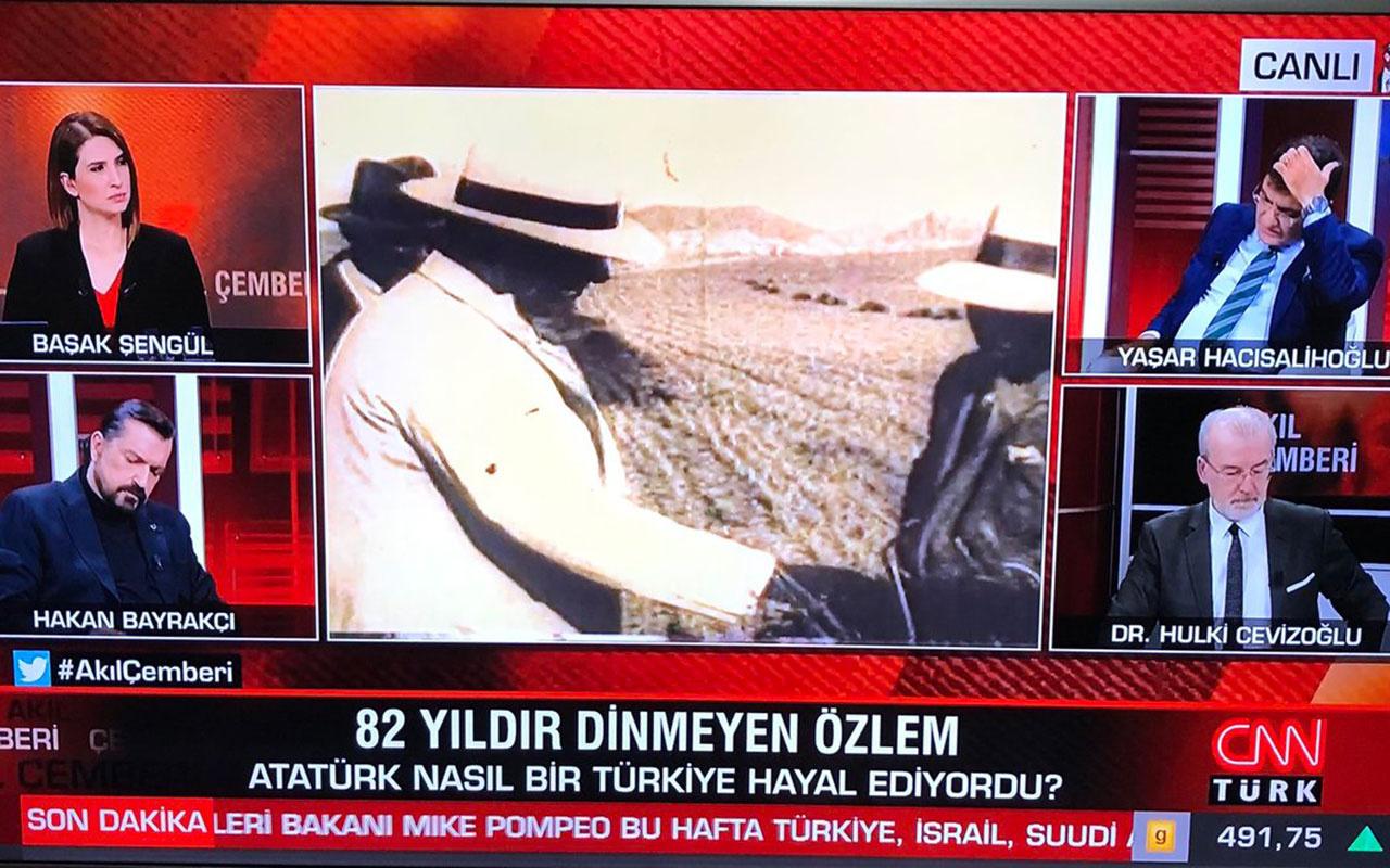 Hulki Cevizoğlu: Atatürk'e bilerek yanlış tedavi uygulandı