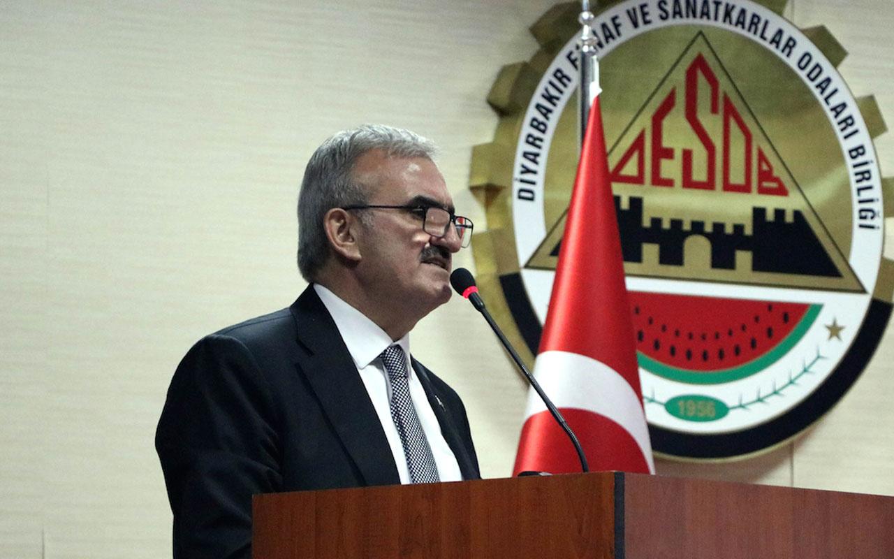 Diyarbakır Valisi Münir Karaloğlu: Mesele işsizlik değil mesleksizliktir iş beğenmezliktir