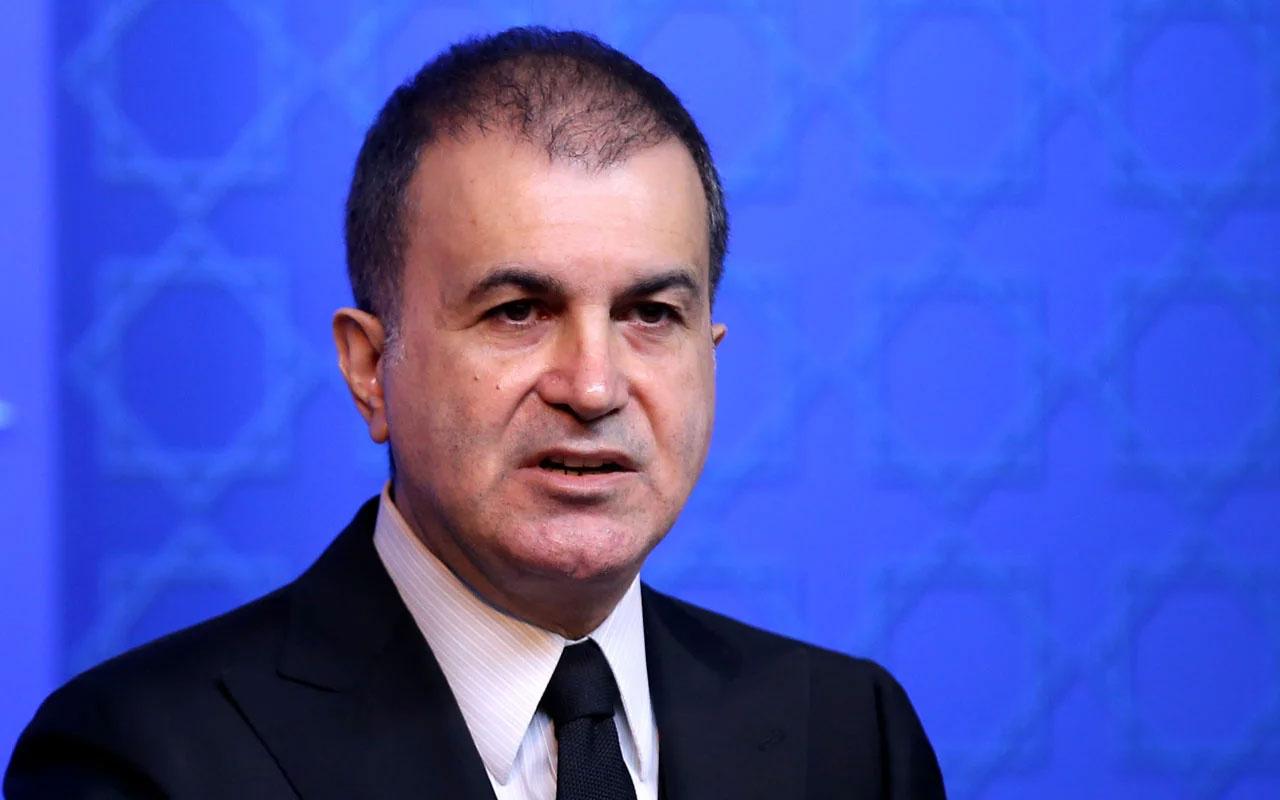 Ömer Çelik'ten Kemal Kılıçdaroğlu'na tepki: Pusulası olmadığını ilan etmiştir