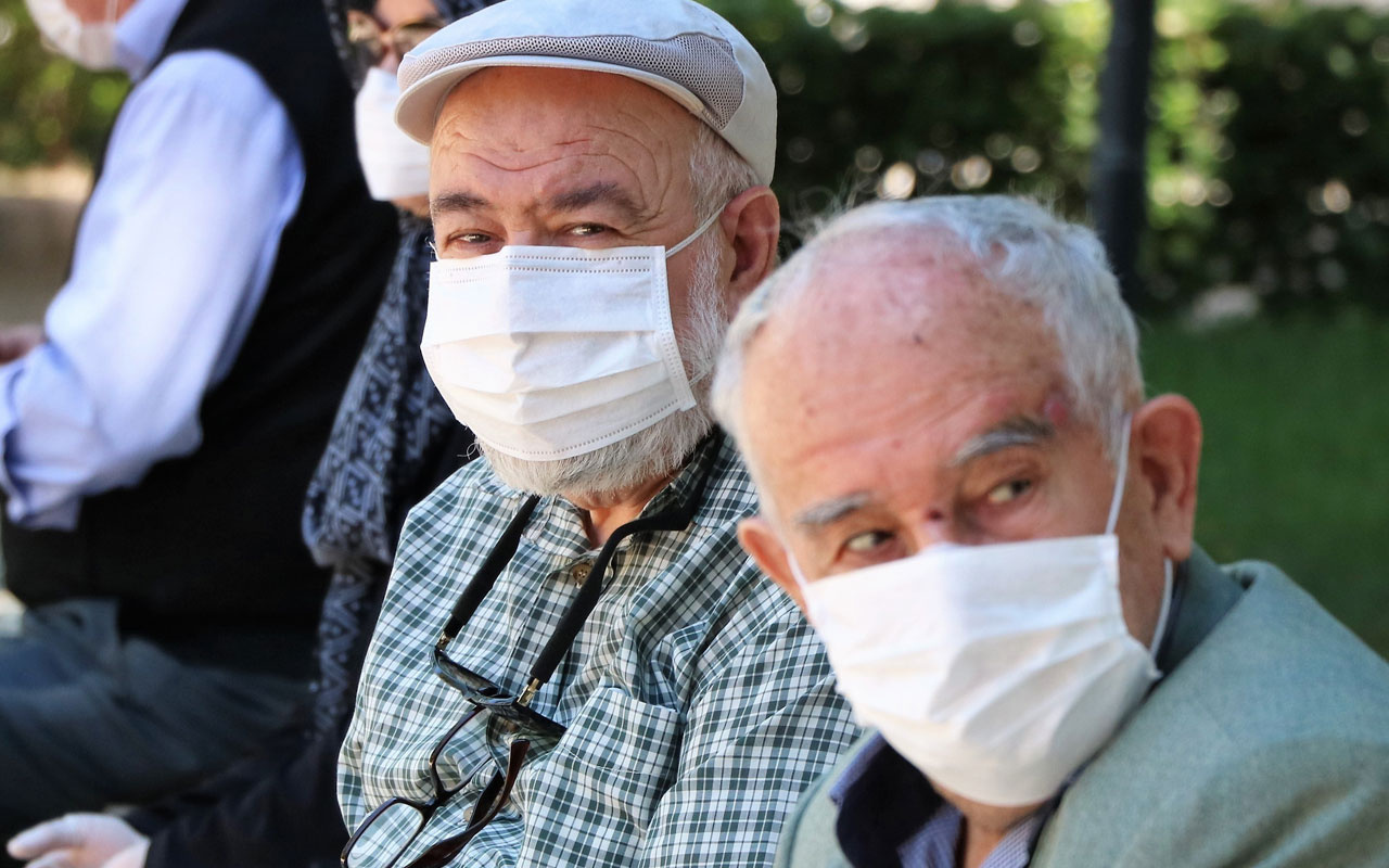 Yeni koronavirüs tedbiri! Kahramanmaraş'ta 65 yaş üstüne korona kısıtlaması