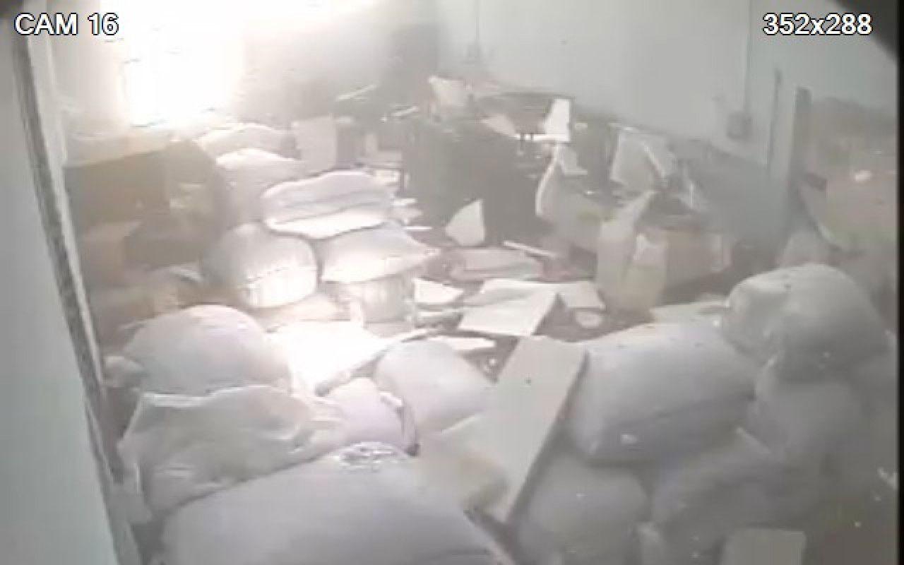 Sakarya'daki havai fişek fabrikası patlamasının görüntüleri ortaya çıktı! 7 kişi ölmüştü