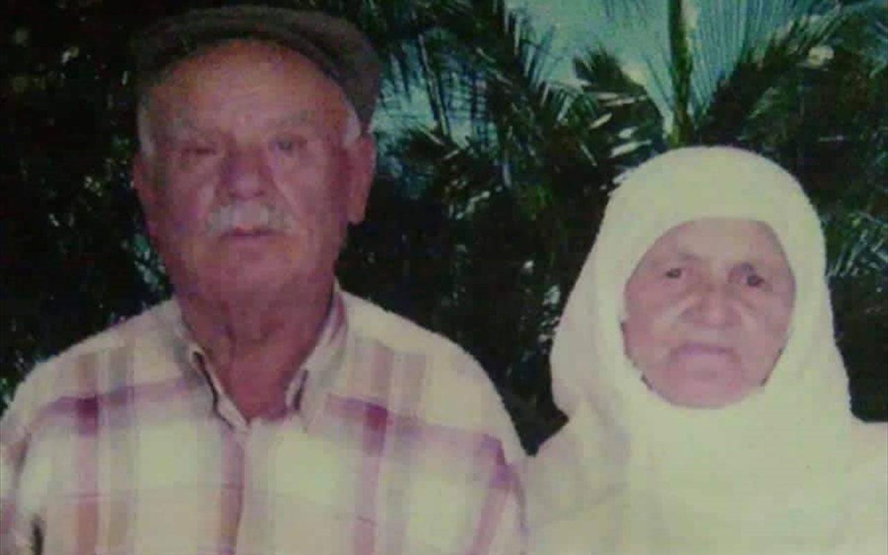 Denizli'de 70 yıllık eşi ölünce 'ardından gelirim' dedi 1 gün sonra öldü
