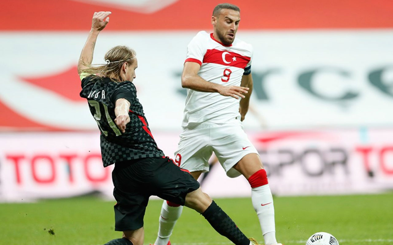 Türkiye - Hırvatistan maçında korona skandalı! Vida'nın testi pozitif çıktı
