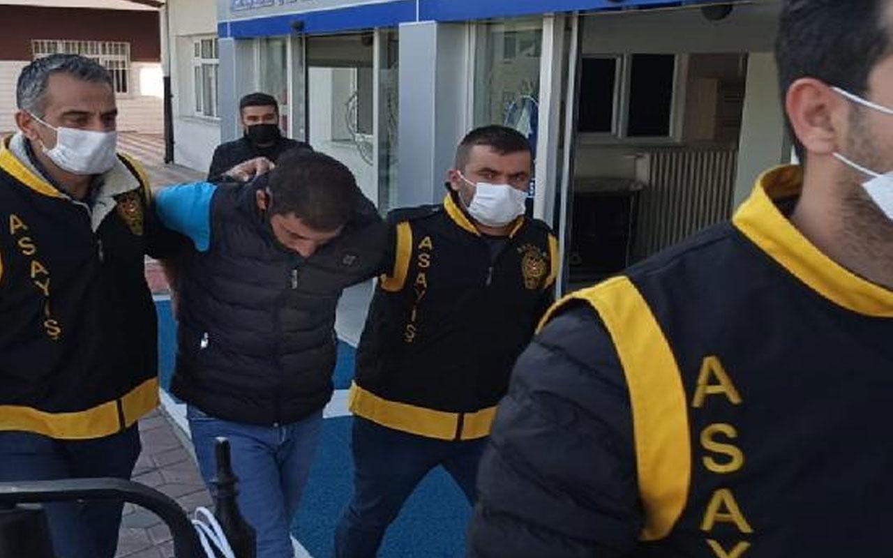 Aksaray'da vahşet! Marketin depo çalışanı mesai arkadaşını bıçaklayarak öldürdü