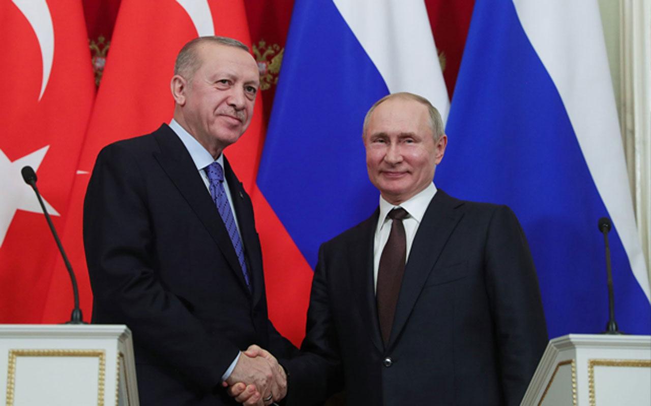 Kremlin'den çarpıcı açıklama: Putin, Erdoğan'ın yapıcı yaklaşımını çok takdir ediyor