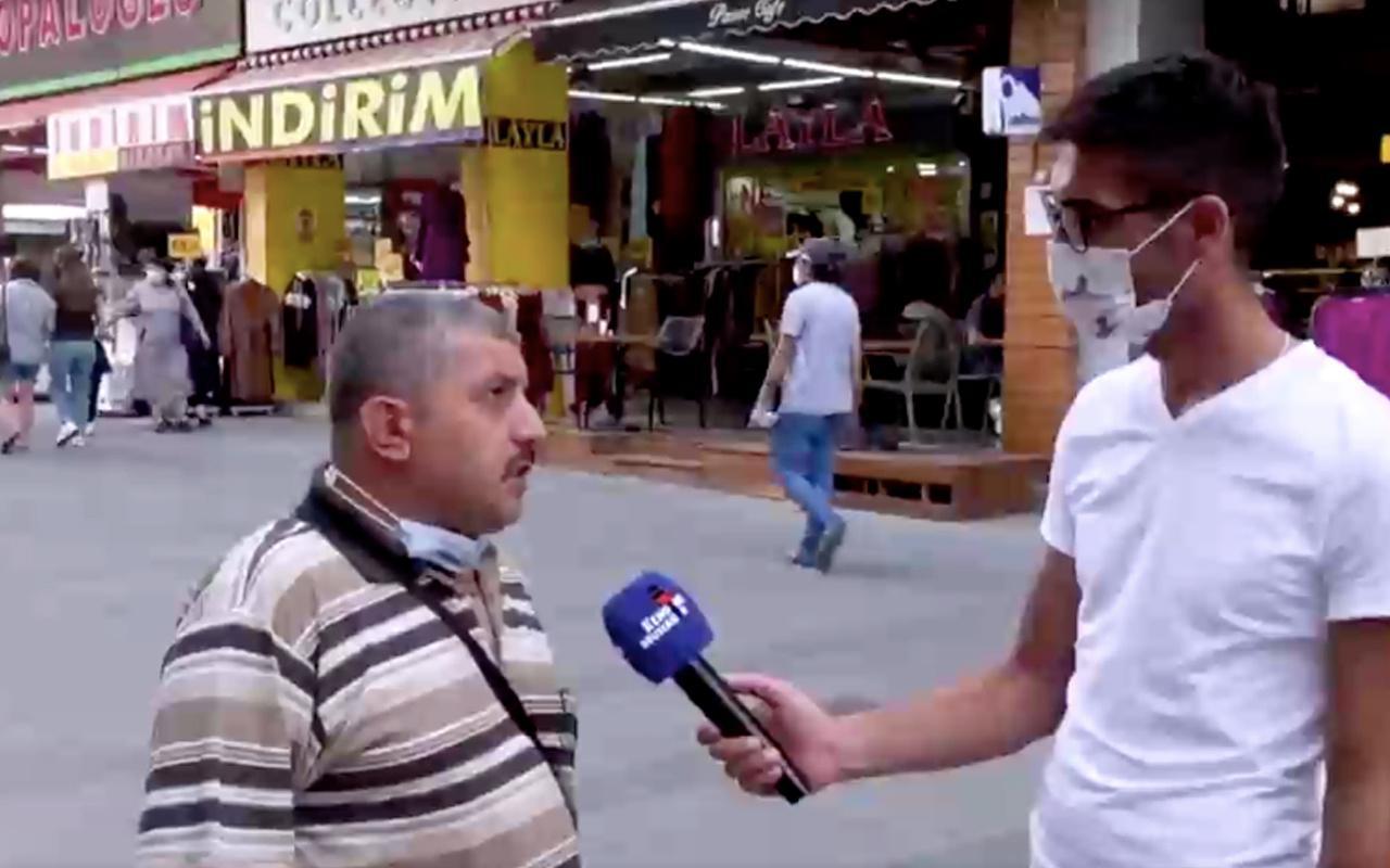 İsmail Demirbaş videosu sokak röportajında neler dedi?