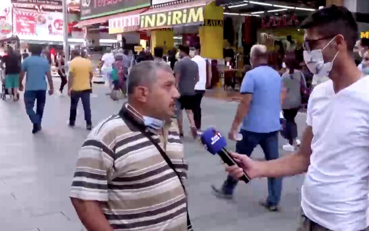 İsmail Demirbaş kimdir ne dedi sokak röportajında tutuklandı