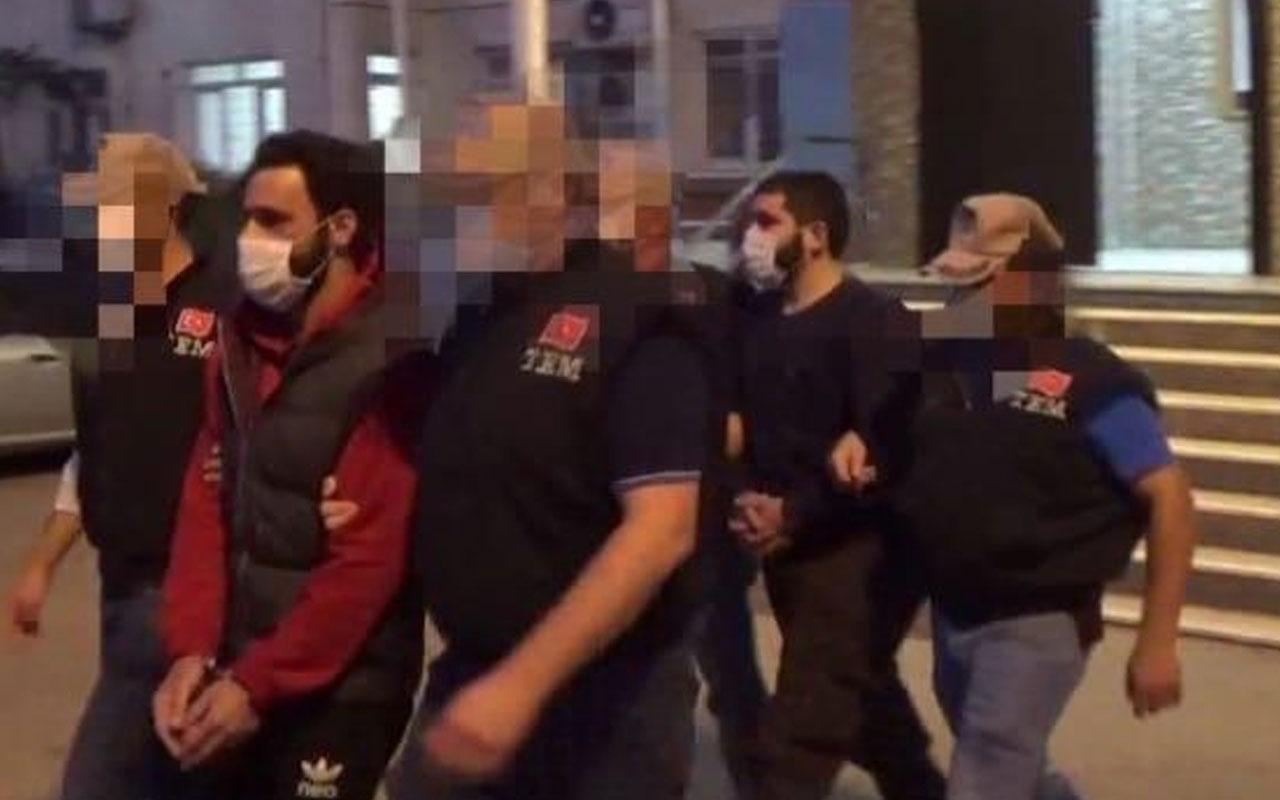 Osmaniye'de terör örgütü DEAŞ'a yönelik operasyon! 18 şüpheli gözaltına alındı