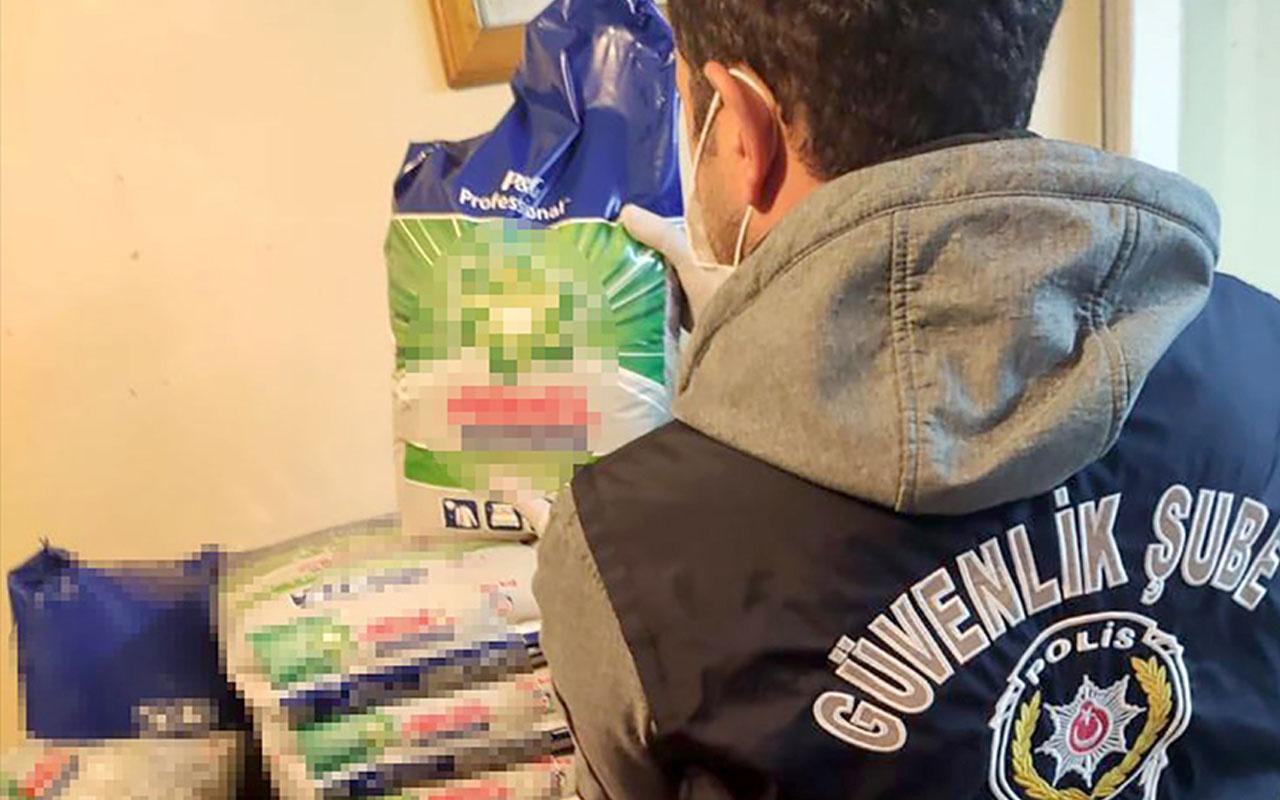 İstanbul'da sahte deterjan ve şampuan operasyonu! İş yeri sahibi gözaltında