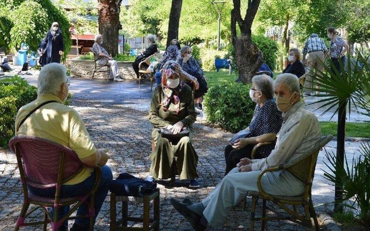 Yeni korona tedbiri! Ardahan'da 65 yaş ve üzerindekilere sokağa çıkma kısıtlaması getirildi