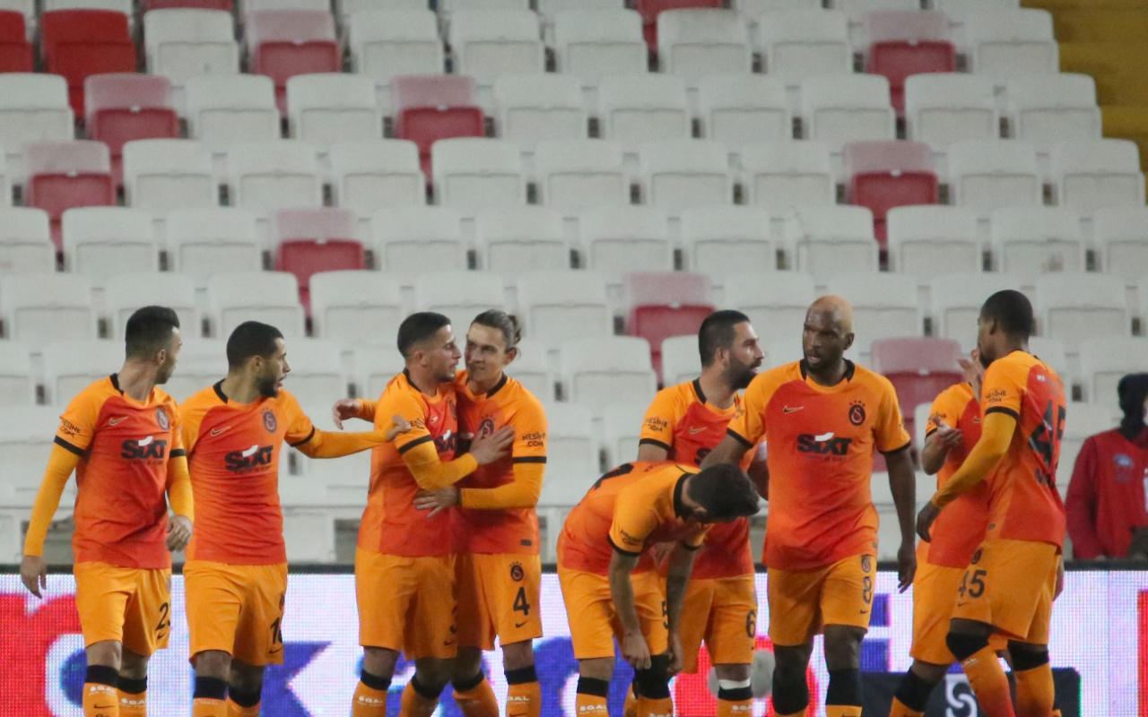 Galatasaray 5 eksikle Rize deplasmanında