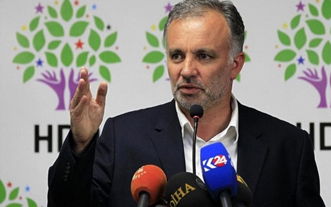 HDP'liler Ayhan Bilgen'i tehdit mi etti?