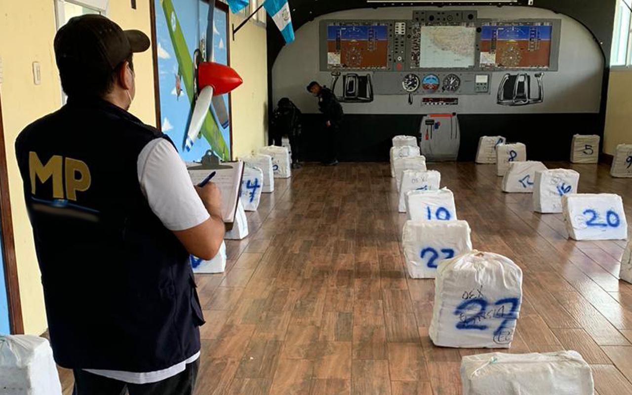 Guatemala'da özel jette ele geçirildi! Piyasa değeri 14 milyon dolar