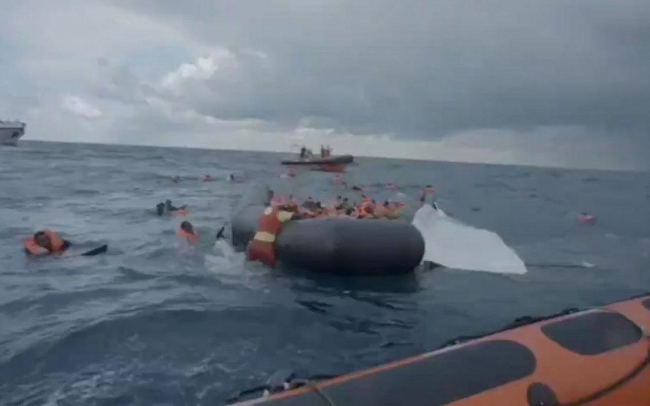 Libya'da batan mülteci teknesinde ölü sayısı arttı