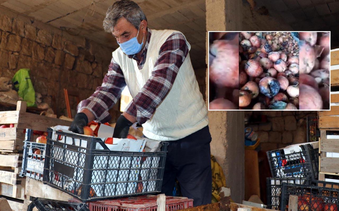 Kayseri'de 'çürük elmalardan meyve suyu' iddiasına Bakanlıktan flaş açıklama!