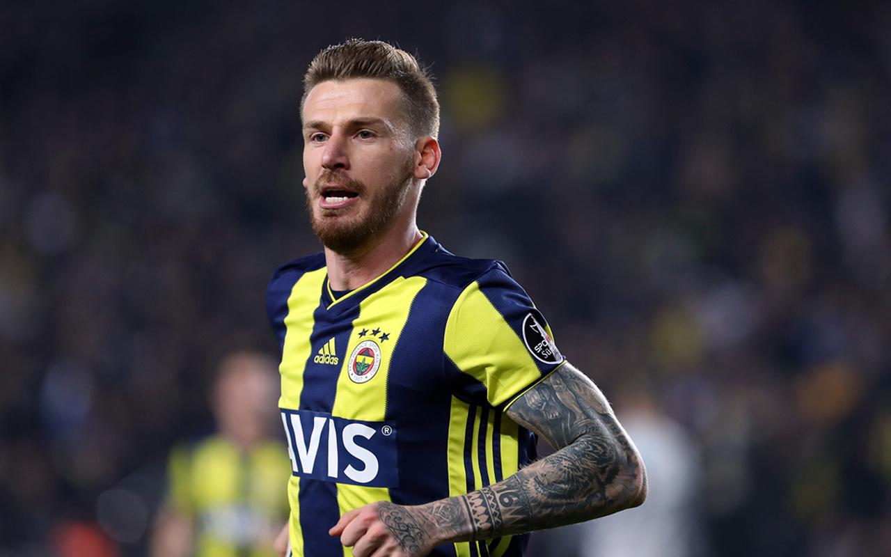 Fenerbahçe'de ikinci şok! Serdar Aziz sakatlandı