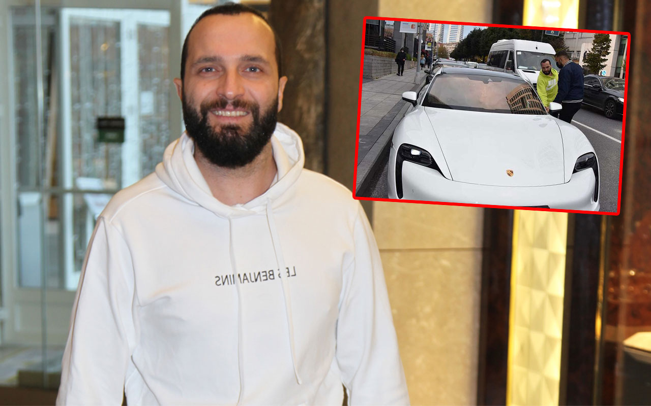 Şarkıcı Berkay Şahin'in son model arabasının fiyatı dudak uçuklattı servet değerinde