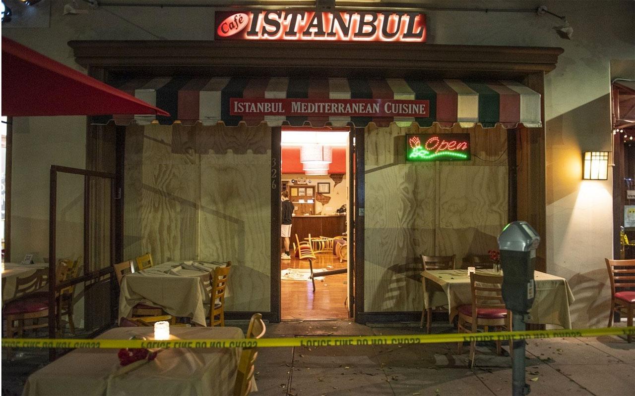 Türkiye ABD'de Türk lokantasına saldıran şüphelinin yakalanmasından memnun