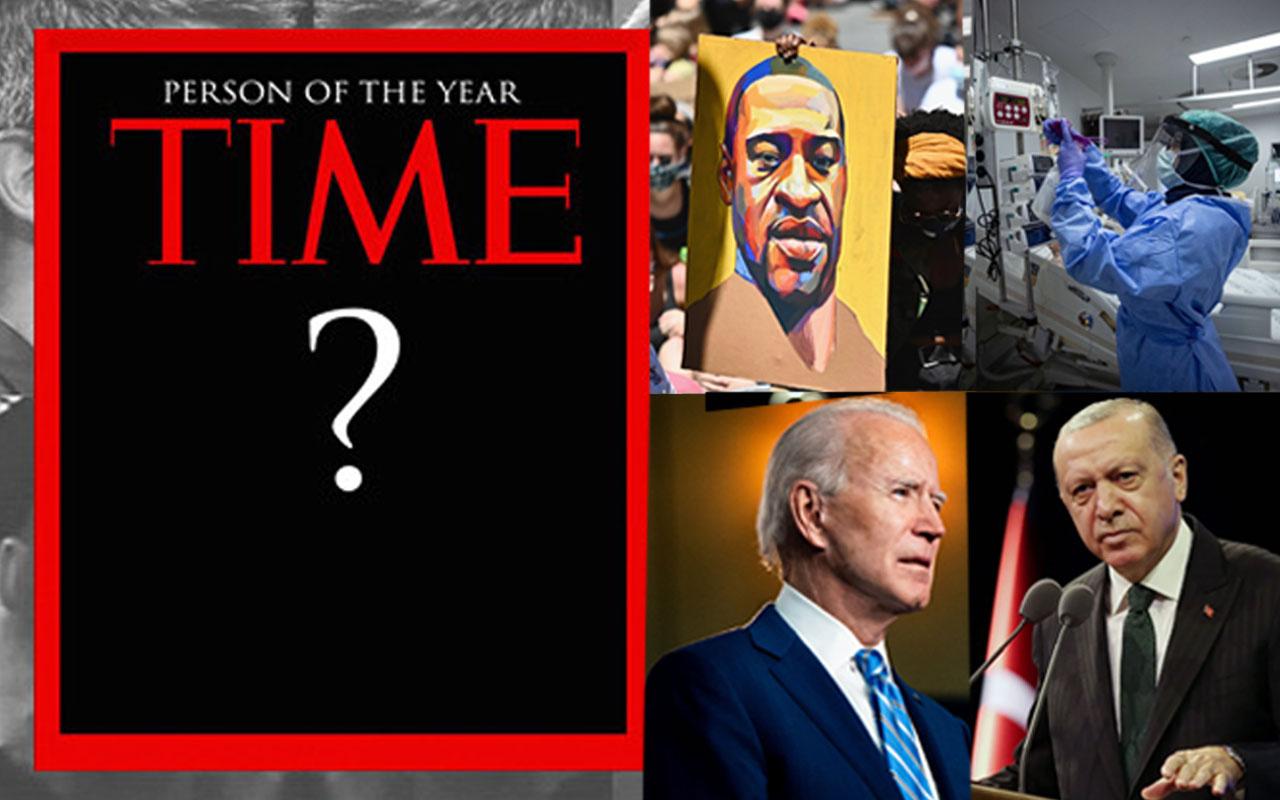 TIME, 'Yılın Kişisi'ni seçmek için anket başlattı! Cumhurbaşkanı Erdoğan da listede