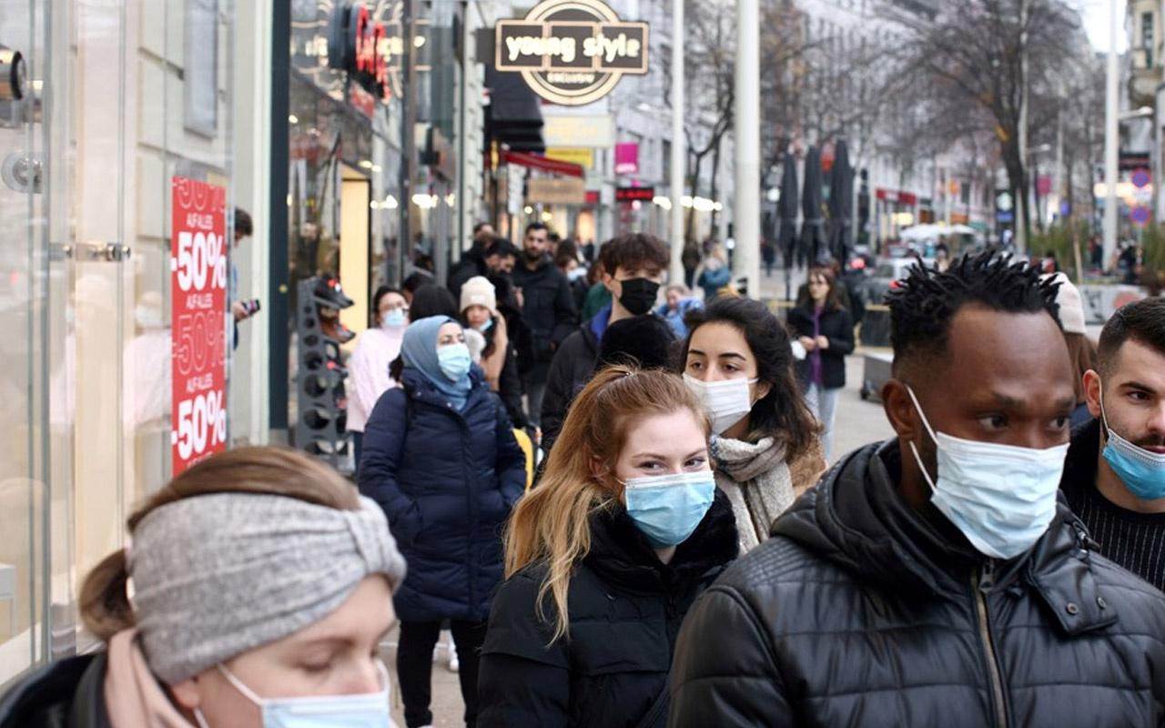 Avusturya'da okullara ara verildi 17 Kasım'da sokağa çıkma yasağı başlıyor