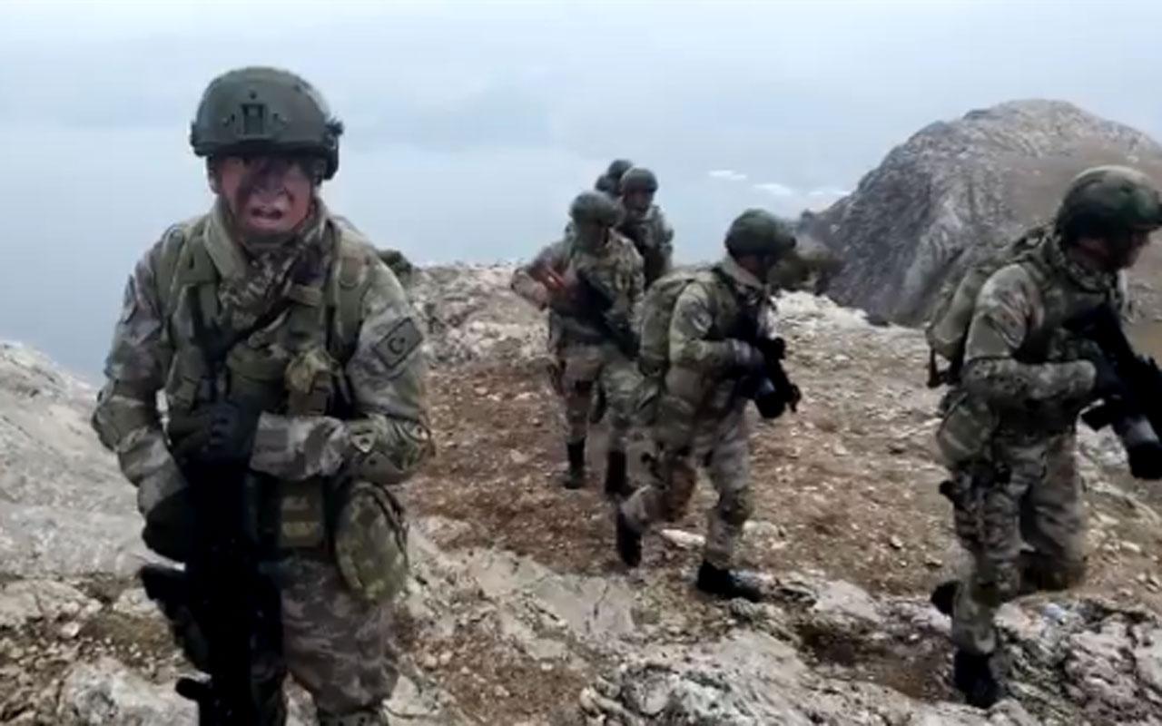 Milli Savunma Bakanlığı'ndan Karabağ zaferi klibi
