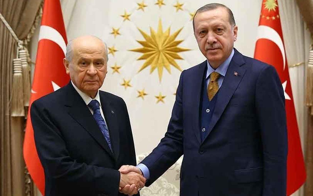 Cumhurbaşkanı Erdoğan ve MHP lideri Devlet Bahçeli KKTC'ye gidiyor! 'Piknik yapacağız'