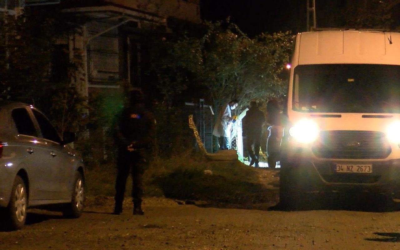 Silivri'de pompalı tüfekli saldırı! Birlikte yaşayan iki sevgili hayatını kaybetti